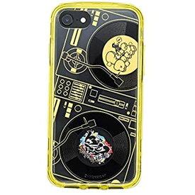 iPhoneSE iPhone8 対応 ヒプノシスマイク IJOY 全面保護 保護フィルム付き クリア 耐衝撃 ストラップホール ワイヤレス充電 iPhone8 iPhone7 ヒプマイ Fling Posse