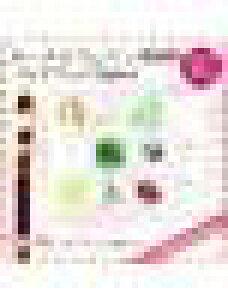 ハーバリウムボールペン用材料 ドライフラワー プリザ 花材 パール ホログラム等 コンテナ入り12個セット (人気パーツセット)