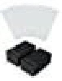 PandaHall Elite 約200セット/箱 90x50mm 台紙 イヤリング ディスプレイカード 透明OPP袋 テープ付 80x60mm(実用)ジュエリー用 収納袋 クラフト用品 ハンドメイド 副資材 アクセサリーパーツ 手芸専門家 #3 黒台紙&OPP袋(約200枚セット)