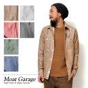ネルシャツ 無地 メンズ アメカジ 長袖 綿100% レッド グリーン ブラック M-XL 40334 HOUSTON