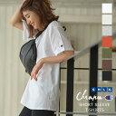 Tシャツ レディース【Champion】ショートスリーブTシャツ [C4550]【入荷済】 レディース トップス カットソー Tシャツ…