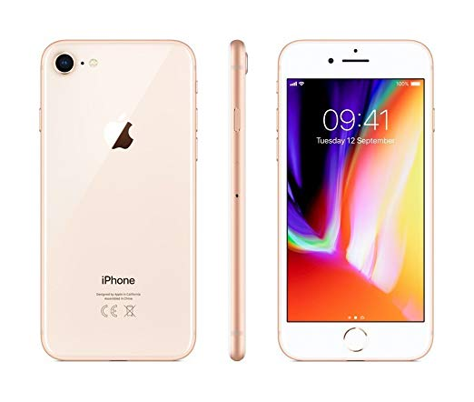 iPhone8 64GB 本体 SIMフリー ゴールド Gold 新品未使用 Apple アップル MQ7A2J/A A1906 正規SIMロック解除済み 一括購入品 国内版 白ロム