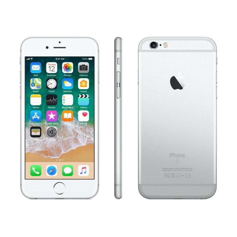 iPhone6s 32GB 本体 SIMフリー シルバー 新品未開封 Silver Apple アップル 1年保証 docomo版 正規SIMロック解除済み ネットワーク利用制限〇 MN0XJ/A A1688 一括購入品 iPhone 6s