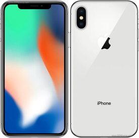 iPhone X 64GB SIMフリー 本体 docomo版 MQAY2J/A 新品未使用 A1902 一括購入品 白ロム iPhoneX Silver 赤ロム永久保証