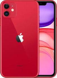 iPhone11 128GB【国内版SIMフリー】 【新品 未開封】【充電器 イヤホン付きタイプ】 正規SIMロック解除済み 白ロム Red レッド MWM32J/A iPhone 11 一括購入 〇判定 本体