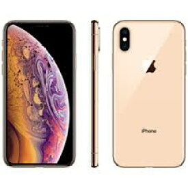iPhone XS 64GB 本体 SIMフリー 新品未開封 正規SIMロック解除済 一括購入品 〇判定 白ロム Gold ゴールド MTAY2J/A 赤ロム永久保証 iPhoneXs