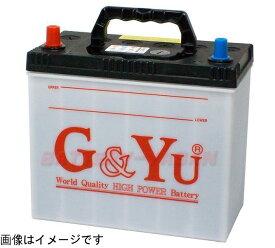 G&Yu バッテリー ECB-60B24L ecobaシリーズ 新品 Battery 充電制御車対応 格安 長寿命 大容量 カーバッテリー