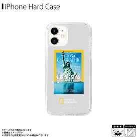 iPhone12 mini ケース クリアケース NG20254i12【2543】ハードケース ハイブリッド National Geographic ブランド 雑誌デザイン マガジン Rising Seasロア・インターナショナル