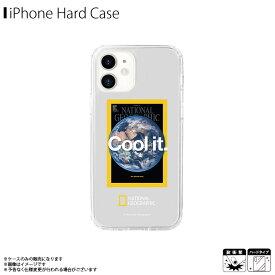 iPhone12 mini ケース クリアケース NG20256i12【2567】ハードケース ハイブリッド National Geographic ブランド 雑誌デザイン マガジン Cool Itロア・インターナショナル