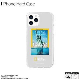 iPhone12 iPhone12 Pro ケース クリアケース NG20267i12P【2673】ハードケース ハイブリッド National Geographic ブランド 雑誌デザイン マガジン Rising Seasロア・インターナショナル