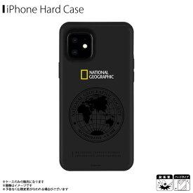iPhone12 mini ケース ハードケース NG19620i12【6203】National Geographic ブランド Global Seal Double Protective Case 耐衝撃 ロゴ 地球儀 ブラックロア・インターナショナル【メール便送料無料】