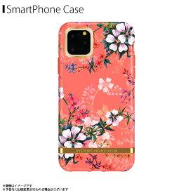 iPhone 11 Pro ケース ハードケース RF17980i58R 【9800】 Richmond & Finch FREEDOM CASE 衝撃吸収 二重構造 ワイヤレス充電対応 フローラル 花柄 Coral Dreamsロア・インターナショナル【メール便送料無料】