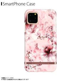 iPhone 11 Pro ケース ハードケース RF17981i58R 【9817】 Richmond & Finch FREEDOM CASE 衝撃吸収 二重構造 ワイヤレス充電対応 フローラル 花柄 Pink Marble Floral ピンクロア・インターナショナル【メール便送料無料】