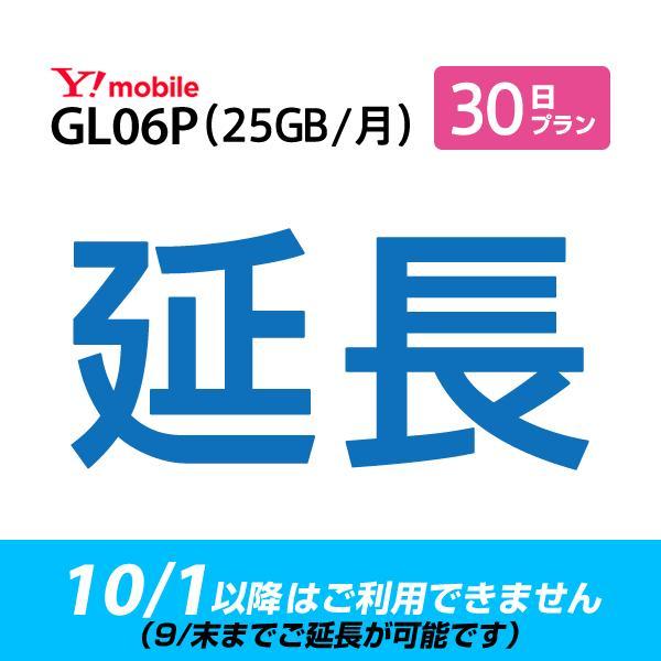 【GL06P_30日延長専用】wifiレンタル 延長申込 専用ページ 国内wifi 30日プラン