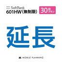 【601HW_30日延長専用】wifiレンタル 延長申込 専用ページ 国内wifi 30日プラン