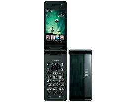 【新品・白ロム・本体】docomo P-01G ブラック携帯電話 ガラケー P-01G Black