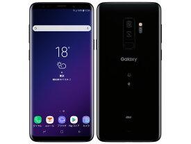 d2010b12d7 中古スマホとsimフリーの携帯少年 · 【新品・白ロム・本体】simロック解除済み au Galaxy S9+ SCV39