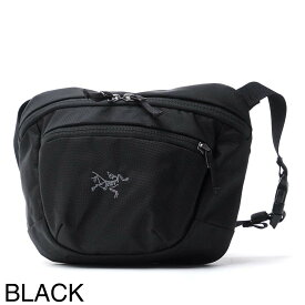 アークテリクス マカ2 ブラック 黒 ウエストパック 2019 S/S Arc'teryx Maka2 Waistpackバッグ ボディバッグ ショルダーバッグ ウエストバッグ ウエストポーチ メンズ レディース ユニセックス アウトドア キャンプ 並行輸入品