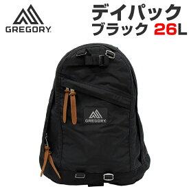 グレゴリー デイパック Gregory DAY PC Black ブラック 黒 65169 バッグ リュック リュックサック バックパック アウトドア