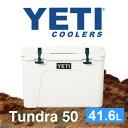 [予約販売] 大型 大容量 43.2 L リットル クーラーボックス YETI イエティ イエティー Tundra50 / YETI COOLERS (イエティ...