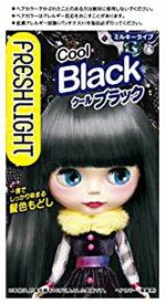 フレッシュライト ミルキー髪色もどし クールブラック【箱凹み】