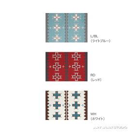 Native rug(ネイティブラグ)Cross (クロス)Mサイズ 100x1400400-rg-TR-4281