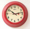 時計壁掛け掛け時計掛時計壁掛け時計インテリア雑貨プレゼントギフトお祝贈り物贈答新築シンプルおしゃれかわいい壁掛け時計スミス復刻版レッドブラウンアンティーク仕上げ0140-zk-D0003