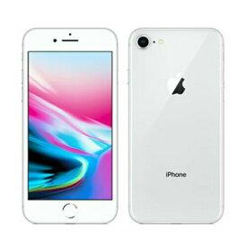 【新品本体のみ】SIMフリー iPhone8 64GB シルバー 白ロム本体【送料無料】