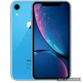 【新品】【充電器セット付】iPhoneXR 128GB MT0U2J/A Blue simフリー 赤ロム永久保証【送料無料】充電器数量限定!!
