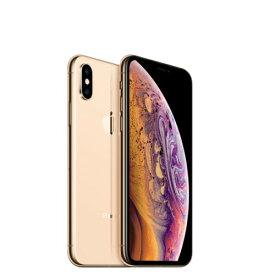 【新品未使用品】iPhone XS simフリー 64GB Gold 赤ロム永久保証(白ロム品)