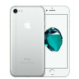 【新品未開封品】iphone7 simフリー 32GB silver 赤ロム永久保証