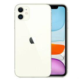 【新品未開封品】SIMフリー iphone11 64GB White 赤ロム永久保証