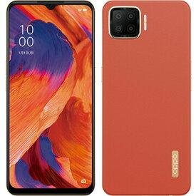【新品未開封品】SIMフリー OPPO A73 ダイナミック オレンジ 4G/64GB 赤ロム永久保証