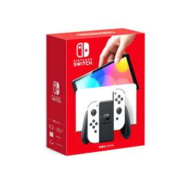 【新製品】Nintendo Switch有機ELモデルJoy-Con(L)/(R)ホワイト HEG-S-KAAAA【あす楽】