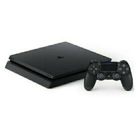 【新品】SONY PlayStation 4 プレイステーション4 CUH-2200AB01 [500GB ジェット・ブラック] 本体