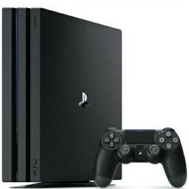 【新品】playstation4 pro プレイステーション4 プロ 本体 1TB ジェット ブラック(CUH-7200BB01) SONY ソニー ゲーム機