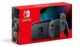 新型モデル Nintendo Switch ニンテンドースイッチ 本体 Joy-Con (L) /(R)グレー 【新品】