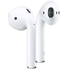 【新品未開封品】Airpods 第二世代 充電有線タイプ Bluetooth対応ワイヤレスイヤホン MV7N2J/A