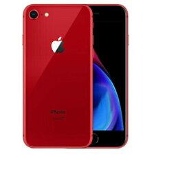 【新品本体のみ】SIMフリー iPhone8 256GB レッド 【送料無料】