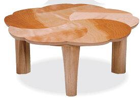 1月末仕上がり予定 送料無料 国産品モダンコタツ チェリー 北欧風 さくら 家具調こたつ ナチュラル 90センチ幅 食卓 テーブル 折れ脚