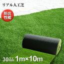 人工芝 [ピン40本入] ロール 1m×20m 芝丈30mm 日本防炎協会認定 リアル人工芝 [レジェンド2] 防炎認証済 高密度 高級…