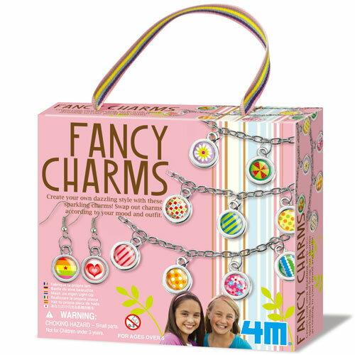 4M ファンシー・チャーム クラフト・工作 お誕生日 5歳:女 【節句 入園 卒園 入学】【P】