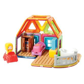 【マグ・フォーマー日本正規品】ボーネルンドマグ・フォーマーファンシールーム33ピースブロック誕生日3歳知育玩具認知症予防