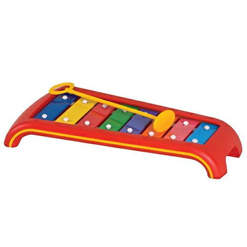 【楽器玩具】知育玩具 BorneLund(ボーネルンド)社 鉄琴 お誕生日 出産祝い【節句 入園 卒園 入学】【P】