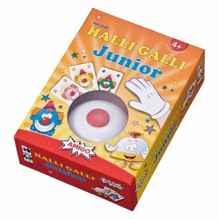 【知育玩具】 アミーゴ社 知育カードゲーム ハリガリ ジュニア 認知症 予防 脳トレ【P】【kd】