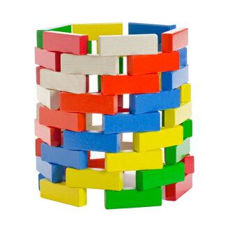 【木のおもちゃバランスゲーム】アントンシーマー社ASバランスタワー積木ブロック