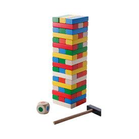 【木のおもちゃ バランスゲーム】アントンシーマー社 ASバランスタワー 積木 ブロック【kd】