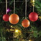 クリスマスツリーオーナメントベッククーゲル45mmブラザージョルダン【クリスマス】【ポイント10倍】【P11Sep16】