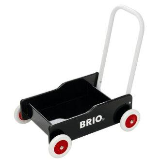 Brio /BRIO walking with Wheelbarrow (black) 1-year-old: man