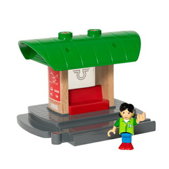 25%OFFコモック限定ブリオ木製レールBRIO人気情景パーツス5点セットBRIO特製プラケース入り(数量限定品)プレゼントギフトFSC認証おうち時間子供